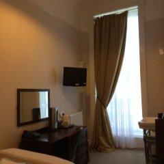 Crescent Hotel 3* Стандартный номер с различными типами кроватей (общая ванная комната) фото 4
