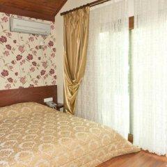 Doga Sara Butik Hotel Стандартный семейный номер с двуспальной кроватью фото 6