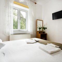 Гостиница Вилла Онейро 3* Номер с общей ванной комнатой с различными типами кроватей (общая ванная комната) фото 3