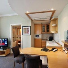 Отель Golden Prague Residence 4* Улучшенные апартаменты с различными типами кроватей фото 14