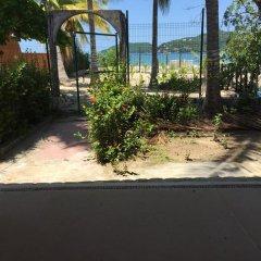 Отель Villa Soleil пляж фото 2