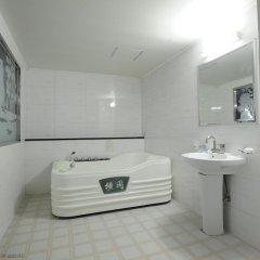 Отель Top Motel Daegu Южная Корея, Тэгу - отзывы, цены и фото номеров - забронировать отель Top Motel Daegu онлайн ванная