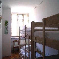 Hostel Old Lab Кровать в общем номере с двухъярусной кроватью фото 2