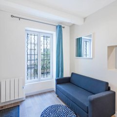 Отель Renovated 1 Bed for 3. Close to Bastille комната для гостей фото 4