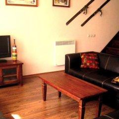 Апартаменты Bansko Royal Towers Apartment комната для гостей фото 4