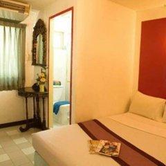 Отель Sawasdee Bangkok Inn 2* Стандартный номер с различными типами кроватей фото 5