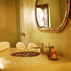 Отель Ecolodge Bab El Oued Maroc Oasis ванная