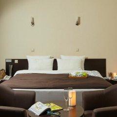 Гостиница Атлантик Улучшенный номер 2 отдельными кровати фото 11