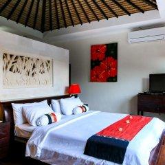 Отель Aleesha Villas 3* Улучшенная вилла с различными типами кроватей фото 6