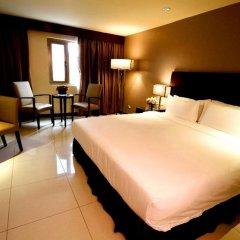 Mandarin Plaza Hotel 4* Номер Делюкс с различными типами кроватей фото 21