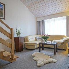 Отель Rezydencja Sienkiewiczówka 3* Апартаменты с различными типами кроватей фото 5