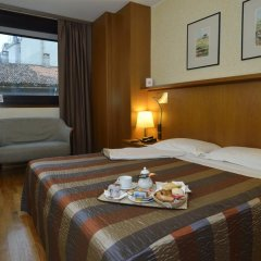 Отель Carlyle Brera 4* Стандартный номер с различными типами кроватей фото 21