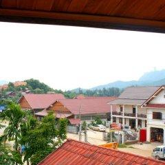 Отель Viengkham Moungkhoun Guesthouse балкон