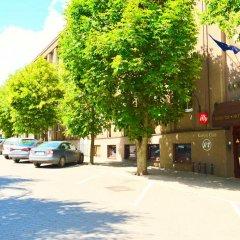 Отель Conviva Литва, Паневежис - отзывы, цены и фото номеров - забронировать отель Conviva онлайн парковка