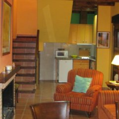 Отель Apartamentos Saqura Сегура-де-ла-Сьерра в номере