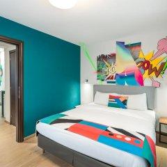 Colors Budget Luxury Hotel Номер категории Эконом фото 4