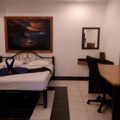 Отель Lanta Island Resort 3* Стандартный номер с различными типами кроватей фото 12
