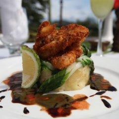 Отель Wananavu Beach Resort питание фото 2