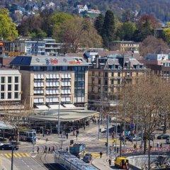 Отель Otter Швейцария, Цюрих - отзывы, цены и фото номеров - забронировать отель Otter онлайн пляж