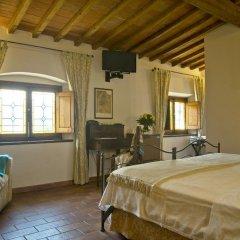 Отель Residenza Il Villino B&B 2* Стандартный номер с двуспальной кроватью