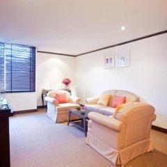 King Park Avenue Hotel 4* Представительский люкс с различными типами кроватей фото 4