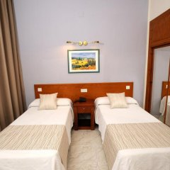 Hotel Complejo Los Rosales 2* Стандартный номер с различными типами кроватей фото 5
