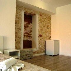 Отель Creta Seafront Residences 2* Улучшенный номер с различными типами кроватей фото 29