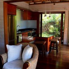 Отель Villa Honu by Tahiti Homes Французская Полинезия, Муреа - отзывы, цены и фото номеров - забронировать отель Villa Honu by Tahiti Homes онлайн гостиничный бар