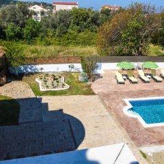 Отель Villa Rea Греция, Петалудес - отзывы, цены и фото номеров - забронировать отель Villa Rea онлайн бассейн