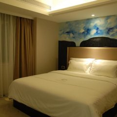 Yingshang Fanghao Hotel 3* Номер Бизнес с различными типами кроватей фото 2