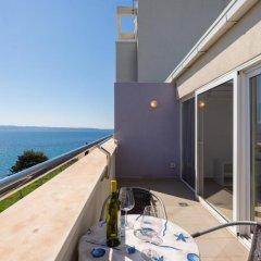 Отель Adriatic Queen Villa 4* Апартаменты с различными типами кроватей фото 12