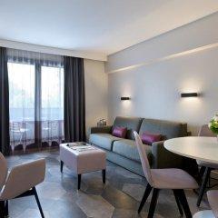 Отель Citadines Trocadéro Paris 3* Улучшенные апартаменты с различными типами кроватей фото 7