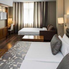 Отель Catalonia Ramblas 4* Стандартный номер с различными типами кроватей фото 6