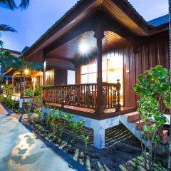 Курортный отель Lamai Coconut Beach 3* Бунгало с различными типами кроватей фото 12