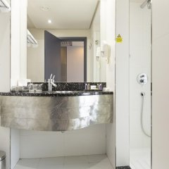 Zira Hotel Belgrade 4* Улучшенный номер с различными типами кроватей фото 2
