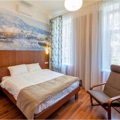 Hotel Cherniy Prud Стандартный номер с различными типами кроватей фото 2