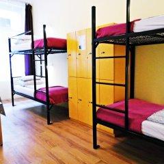 Budapest Budget Hostel Стандартный номер фото 20