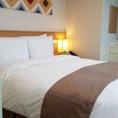 Tmark Hotel Myeongdong 3* Стандартный номер с двуспальной кроватью фото 5