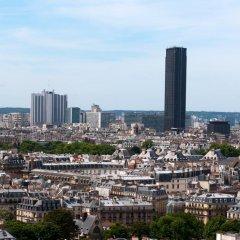 Отель Agenor Франция, Париж - отзывы, цены и фото номеров - забронировать отель Agenor онлайн балкон