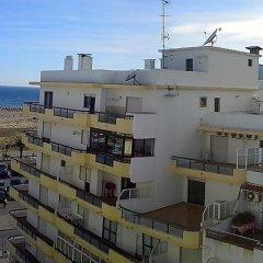 Отель Charming with Sea View балкон