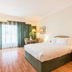 Отель Crowne Plaza Abu Dhabi 5* Стандартный номер с различными типами кроватей фото 4