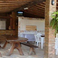 Отель Pousada Toca do Coelho питание фото 3