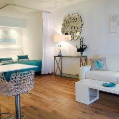 Отель Apart a Nice : A Breathtaking View on the Sea Ницца комната для гостей