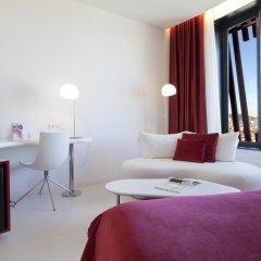 Hotel Porta Fira 4* Sup 4* Улучшенный номер с различными типами кроватей фото 3