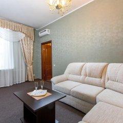 Гостиница Самара Люкс 3* Номер Комфорт двуспальная кровать фото 5