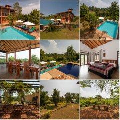 Отель Nisalavila Шри-Ланка, Берувела - отзывы, цены и фото номеров - забронировать отель Nisalavila онлайн фото 5
