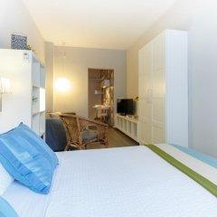 Отель Apartamento Sleepingbcn Испания, Барселона - отзывы, цены и фото номеров - забронировать отель Apartamento Sleepingbcn онлайн комната для гостей фото 5