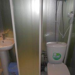 Хостел SunShine Кровать в женском общем номере с двухъярусной кроватью фото 19