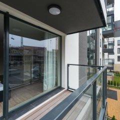 Апартаменты Apartinfo Chmielna Park Apartments Студия с различными типами кроватей
