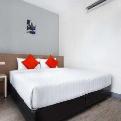 Отель D Varee Xpress Makkasan 3* Стандартный номер фото 14
